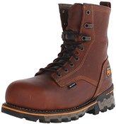 Timberland Men's 8 Inch Boondock Composite-Toe Waterproof Work and Hunt Boot
