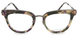 Bottega Veneta 49MM Square Novelty Optical Glasses