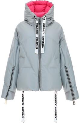 KHRISJOY Eco Leather Jacket