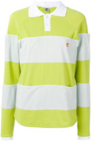 Telfar striped top - women - Cotton - S