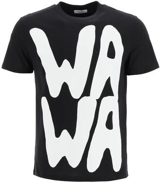 Valentino Want Want Printed T-Shirt