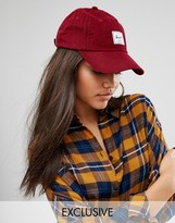 Herschel Exclusive Cap in Wine Cord