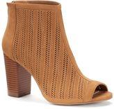 Apt. 9 Women's Cutout High Heel Ankle Boots