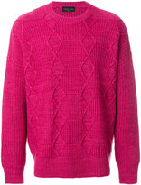 Roberto Collina classic knitted sweater - men - Wool - 48