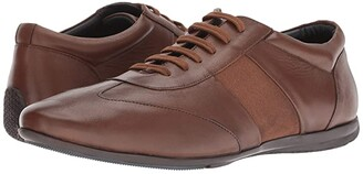 Carlos by Carlos Santana Fleetwood Low-Cut (Walnut Calfskin Leather) Men's Lace up casual Shoes