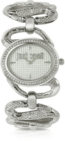 Just Cavalli Sinuous - Silver Dial Bracelet Watch