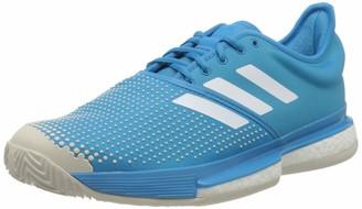 adidas Men's Solecourt M Clay Tennis Shoes