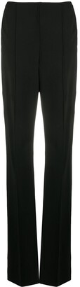 Gianfranco Ferré Pre-Owned 1990s High-Waist Pleated Trousers