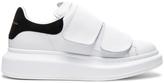 Alexander McQueen Velcro Platform Sneakers