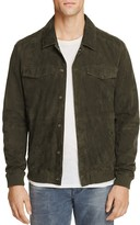 Scotch & Soda Suede Shirt Jacket
