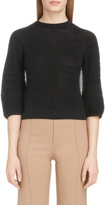 Chloé Rib Pattern Sweater