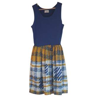 Rodier Blue Dress for Women