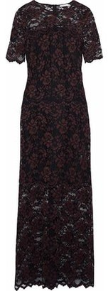 Ganni Flynn Lace Maxi Dress