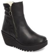 Fly London Women's Waterproof Gore-Tex Wedge Boot