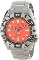 Orient Men's SEL03002M0M-Force Stainless Steel Watch with Link Bracelet