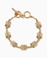 Charming charlie Delicate Stardust Toggle Bracelet