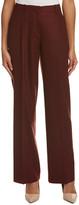 Lafayette 148 New York Rivington Wool-Blend Pant