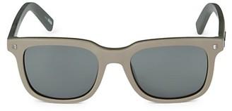 Ermenegildo Zegna 51MM Square Sunglasses