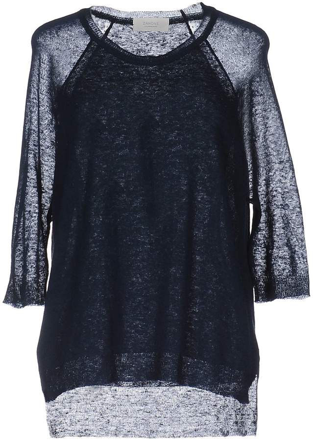 Zanone Sweaters - Item 39694135HQ