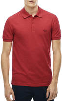 Lacoste SLIM FIT SLUB PIQUE POLO