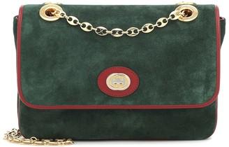 Gucci Marina Small suede shoulder bag