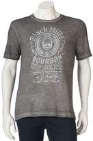 Rock & Republic Men's Black Hills Bourbon Tee