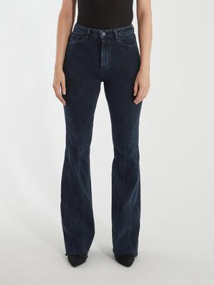 "DL1961 Rachel 31"" High Rise Flare Jeans"