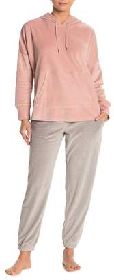 Donna Karan Drawstring Sweatpants