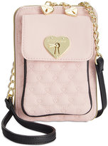 Betsey Johnson Swag North South Crossbody, Only At Macy's