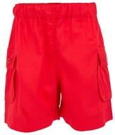 Rachel Riley Red Cotton Shorts