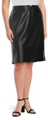 Context Plus High-Waist Skirt
