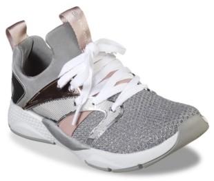 Skechers Shine Status Sneaker - Kids'