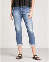 AG Jeans The Ex-Boyfriend high-rise slouchy jeans