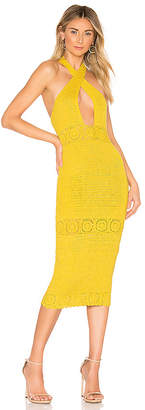 NBD Brandy Midi Dress