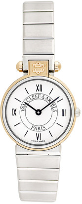 Van Cleef & Arpels 2000S Women's Stainless Steel Watch