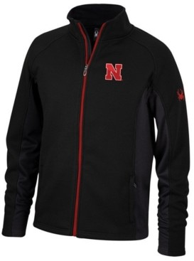 Lids Spyder Men's Nebraska Cornhuskers Constant Full-Zip Sweater Jacket