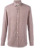 Salvatore Piccolo checked classic shirt - men - Cotton - 44