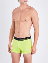 Calvin Klein Edge classic-fit stretch-cotton trunks