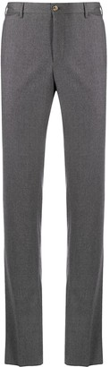 Pt01 Elasticated-Waistband Wool Trousers