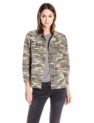 True Religion Women's Nora Shirt Jacket