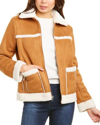 Sam Edleman Sam Edelman Zip Front Jacket