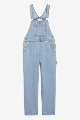Monki Denim dungarees