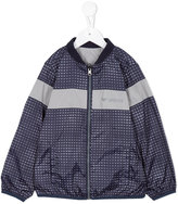 Armani Junior zipped jacket - kids - Polyester - 4 yrs
