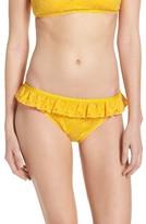 Kate Spade Women's Ruffle Bikini Bottoms