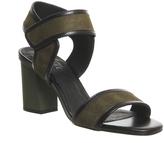 Office Fetch Block Heel Sandals