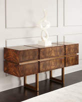 John-Richard Collection Margot 6-Drawer Console