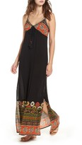 Band of Gypsies Women's Cabo Maxi Dress