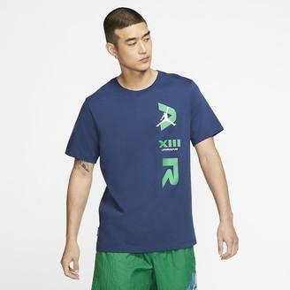 Nike Men's Short-Sleeve T-Shirt Jordan Legacy AJ13