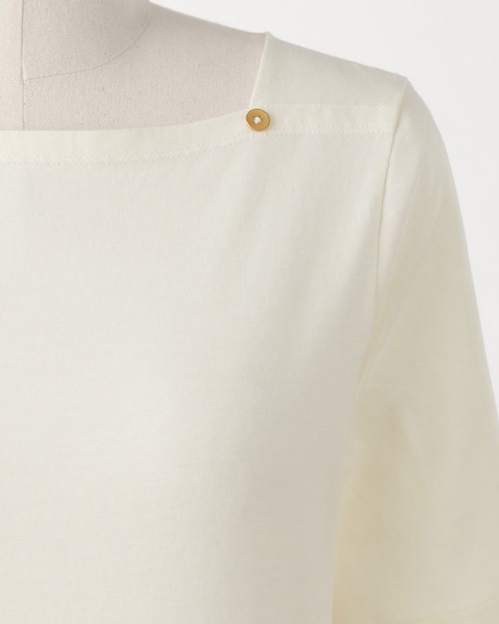 Coldwater Creek Boat neck top