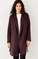J. Jill Luxe Double-Faced Coat